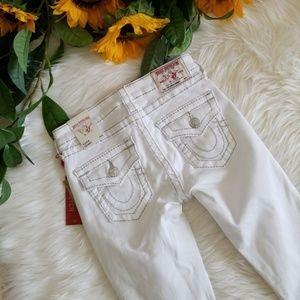 True Religion Super Stretch Super Skinny Jean